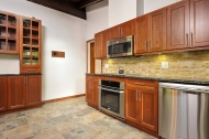 Spacious new kitchen