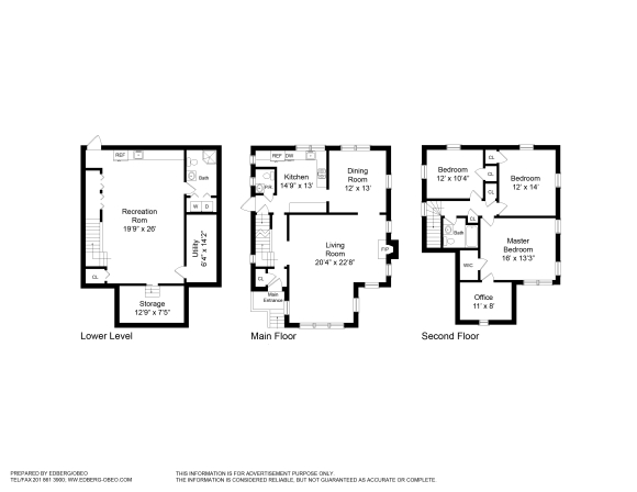 FloorPlan107HarvardDriveHardsdateNY