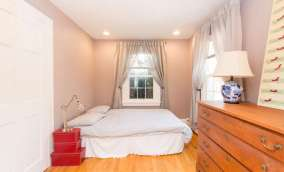 29 S Eckar St Irvington NY-small-006-Bedroom-666x404-72dpi